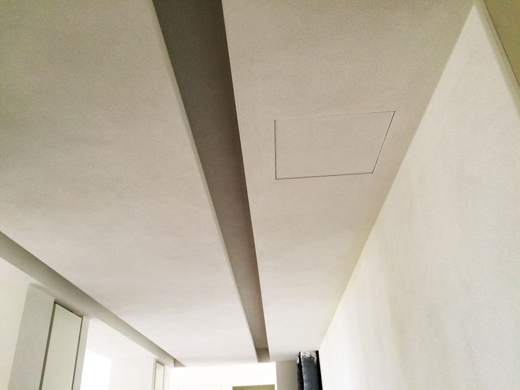 Controsoffitto in cartongesso